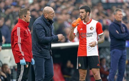 Afbeelding: Senesi worstelt bij Feyenoord-vuurdoop: 'Maar het is als bij De Ligt in Turijn'