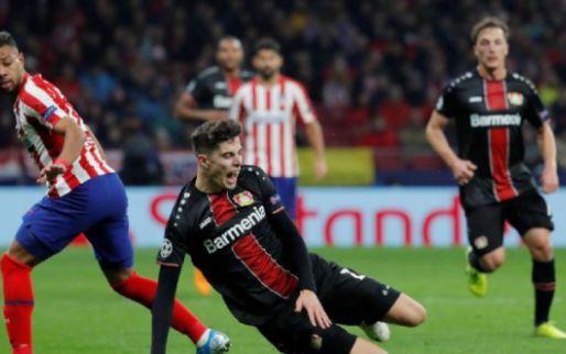 Afbeelding: Leverkusen bijna uitgeschakeld in Champions League na verlies tegen Atlético