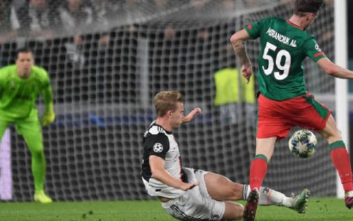 Afbeelding: Juventus ontsnapt tegen Lokomotiv, grote zege voor Tottenham Hotspur