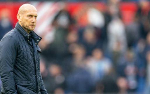 Afbeelding: Stam kon aan de slag in Engeland, maar koos voor Feyenoord: 'Man van mijn woord'