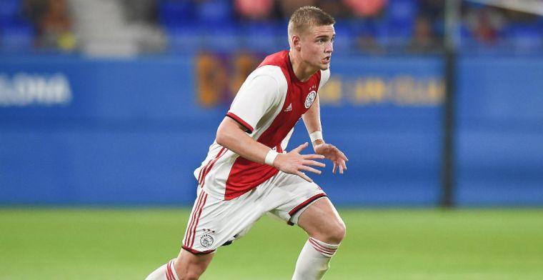 Acht Ajax-spelers naar WK onder 17: 'Trots op zijn, zitten jongens uit 2003 bij'
