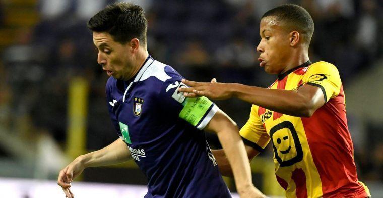 Calciomercato: 'AC Milan richt het vizier op 17-jarige Mechelen-middenvelder'