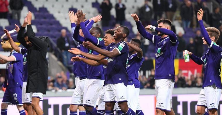 'Einde van een tijdperk: ook laatste Vanden Stock verlaat Anderlecht'