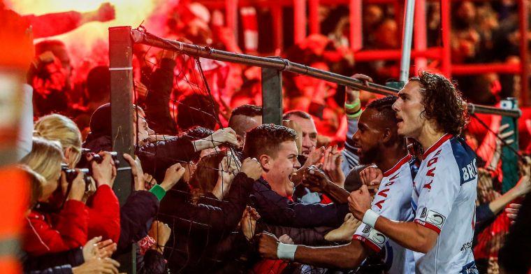 'KV Kortrijk riskeert boete wegens homofobe spreekkoren en vuurwerk in derby'