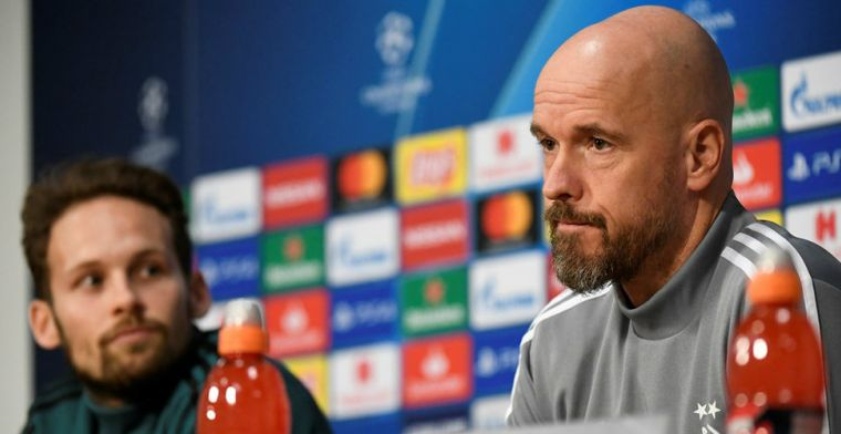 Ten Hag verwerpt geruchten tijdens persconferentie: Ik focus me alleen op Ajax