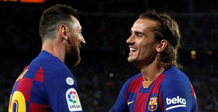 Opvallend: 'Barça betaalt Atlético 15 miljoen en bedingt eerste optie op vijftal'