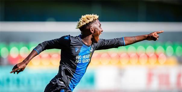 STUNT! Wereldgoal van Club Brugge-jonkie bezorgt U19 de volle buit tegen PSG