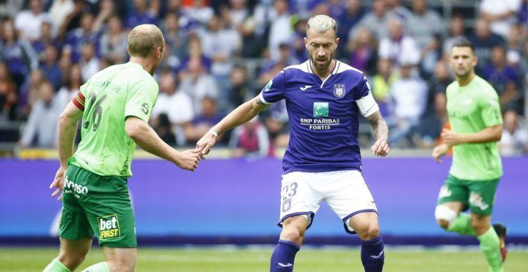 Weinig hoop voor Zulj bij Anderlecht: 'Misschien hem toch maar verpatsen?'