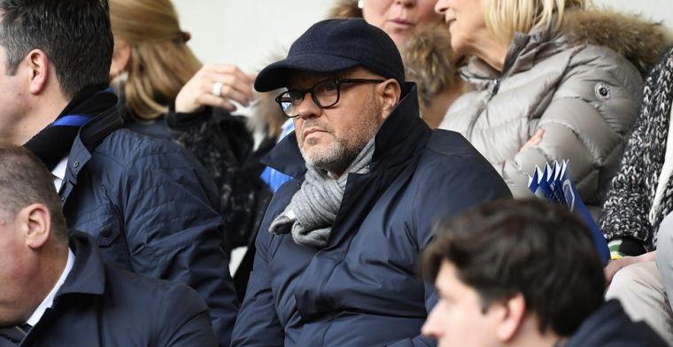 Verhaeghe kondigt Beneliga aan: 'Binnen één of twee seizoenen, met 18 teams'