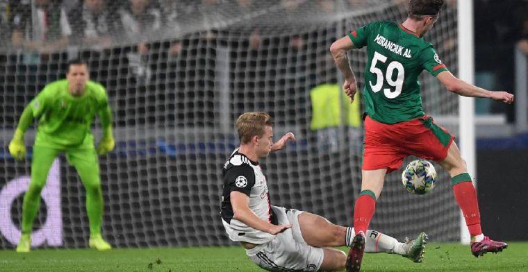 Juventus ontsnapt tegen Lokomotiv, grote zege voor Tottenham Hotspur