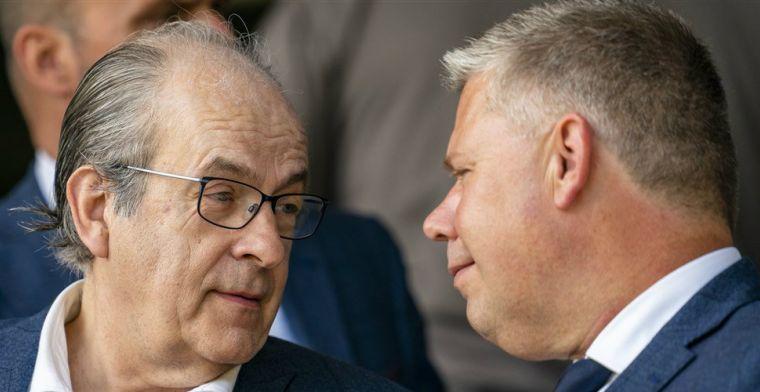 Update: ADO Den Haag bevestigt vertrek van commissarissen: 'Verschil in inzicht'