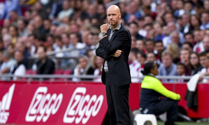 Afbeelding: Ten Hag 'flirt' met Bayern München: