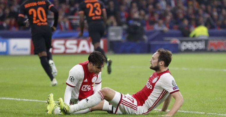 'Aan de nederlaag van Ajax zit misschien ook een realitycheck vast'