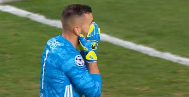 Zien om te geloven: Lyon-keeper Lopes gaat gruwelijk in de fout bij 2-1 Benfica