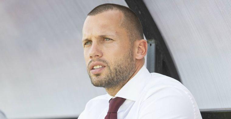 Gehavend Ajax komt vroege kopgoal niet meer te boven in Youth League