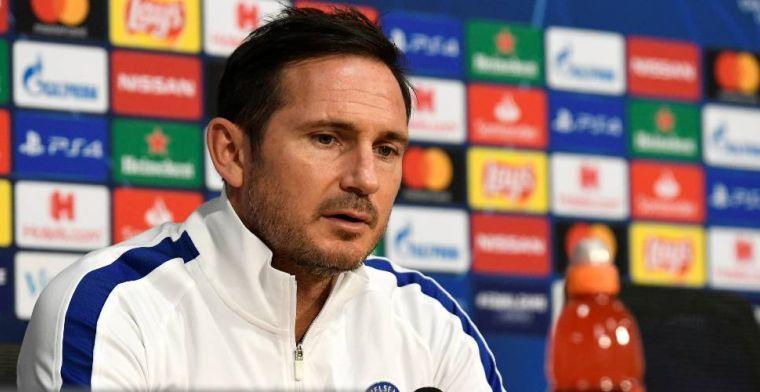 Ajax krijgt 'dominant' Chelsea op bezoek: 'Lampard heeft me positief verrast'