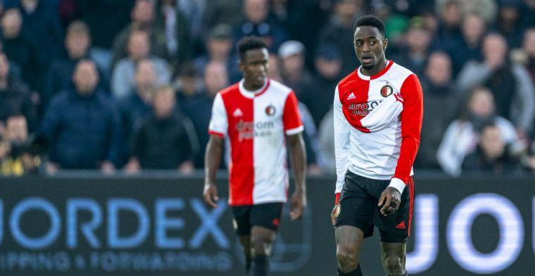 Feyenoord moet oppassen voor 'rampzalig seizoen': 'Ik houd mijn hart vast'
