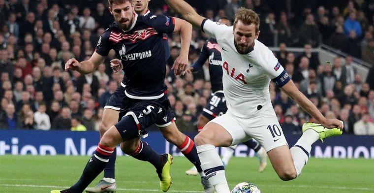 'Servische fans hebben maling aan straf en veroorzaken rellen bij Tottenham'