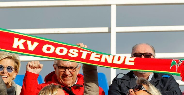 Bestuur van KV Oostende stelt fans gerust: Er is geen cashflow-probleem