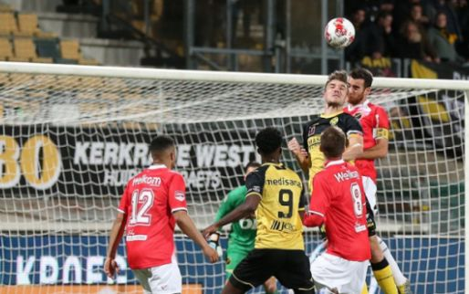 Afbeelding: NAC wint weer niet, De Graafschap en Jong Ajax hijgen Cambuur in de nek