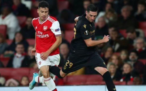Afbeelding: Van Persie ziet Braziliaanse 'opvolger' bij Arsenal:  'Hij heeft all that stuff'