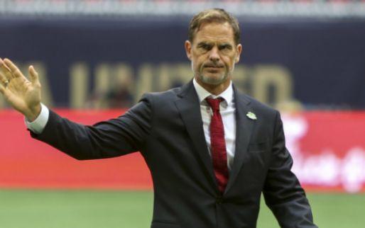 Afbeelding: De Boer houdt titeldroom met Atlanta levend; topschutter Martínez weer belangrijk