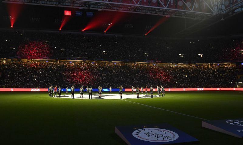 Afbeelding: Engelse bekerwedstrijd met 24 uur vervroegd na ludieke oproep Ajax-supporters