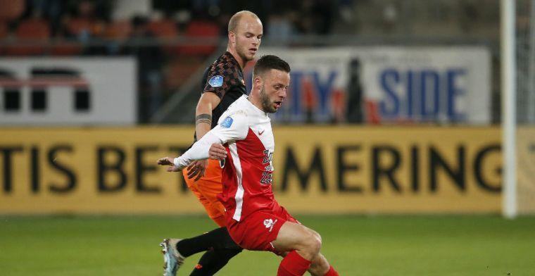 FC Utrecht voelt naweeën van overtredingen Hendrix en Viergever: 'Dat is jammer'