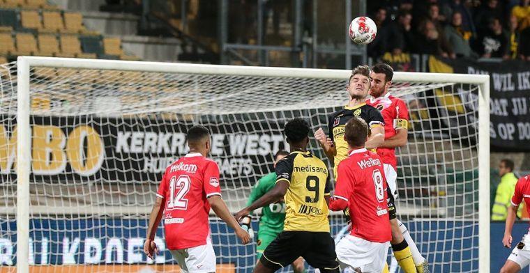 NAC wint weer niet, De Graafschap en Jong Ajax hijgen Cambuur in de nek