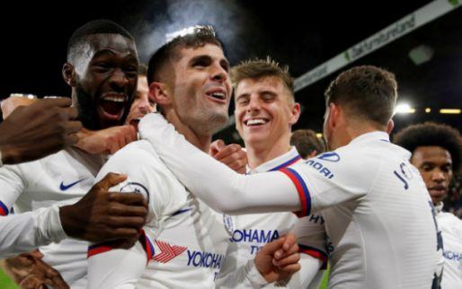 Afbeelding: Chelsea bouwt na zege bij Ajax verder aan sterke serie: perfecte hattrick Pulisic