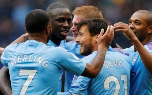 Afbeelding: City maakt geen fout en legt in aanloop naar Engelse topper de druk bij Liverpool