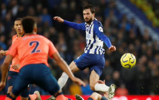 Afbeelding: Trossard en Brighton winnen in blessuretijd, Danjuma en Bournemouth gelijk