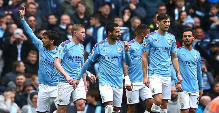 Pech voor De Bruyne: goal tegen Aston Villa wordt toegekend aan David Silva