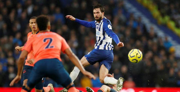 Trossard en Brighton winnen in blessuretijd, Danjuma en Bournemouth gelijk