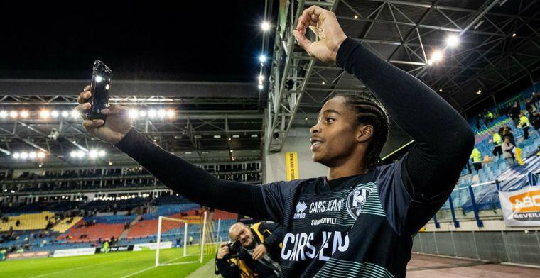 De Wolf ziet 'echte Feyenoord-parel' in Haagse dienst: 'Kan wel vlieguren maken'