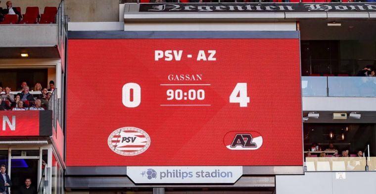 VP's Elftal van de Week: AZ levert viertal na PSV-sensatie, Amsterdamse veldheer