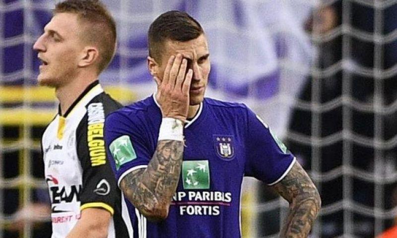 Afbeelding: 'Anderlecht-huurling Vranjes maakt het weer bont en riskeert zware sanctie'