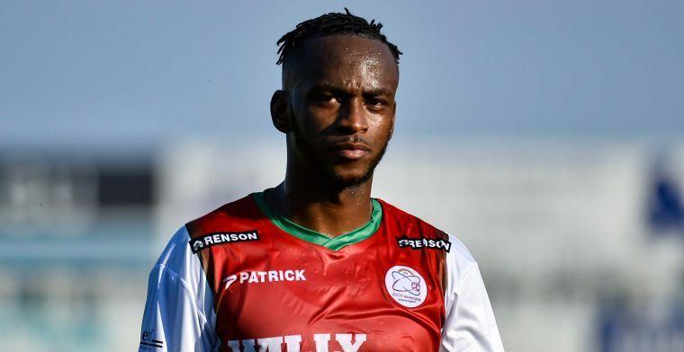 'Zulte Waregem ziet Berahino uitvallen op training, Club Brugge lacht'
