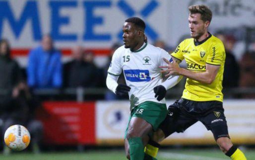 Afbeelding: VVV blameert zich na penalty's alsnog tegen amateurs van Groene Ster