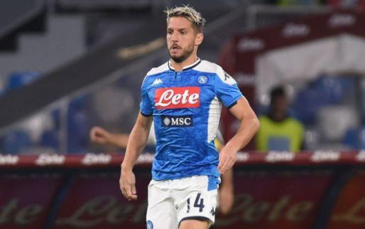 Afbeelding: Geen winnaar in duel tussen Castagne en Mertens: Napoli gelijk tegen Atalanta