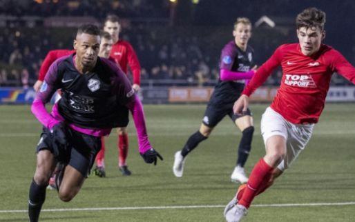 Afbeelding: Plichtmatig Utrecht doet genoeg en legt Rijssense derdedivisionist over de knie