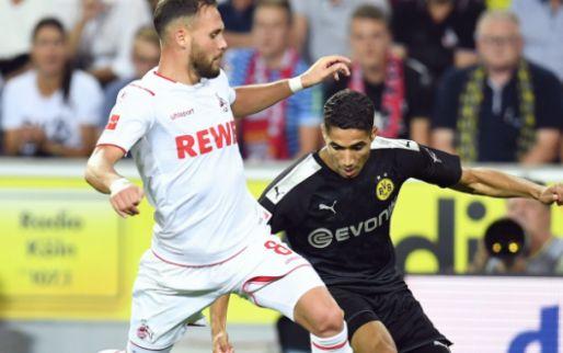 Afbeelding: Verstraete mag zich weer voetballer noemen na comeback bij beloften van Köln
