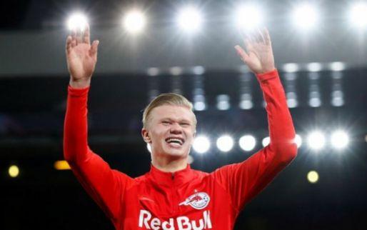 Afbeelding: 'Twintig topclubs azen op Haland (19), Salzburg wil zestig miljoen euro'