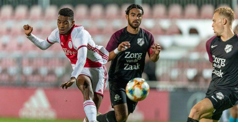 'Kan wél dat Raiola het onderste uit de kan wil halen in de gesprekken met Ajax'