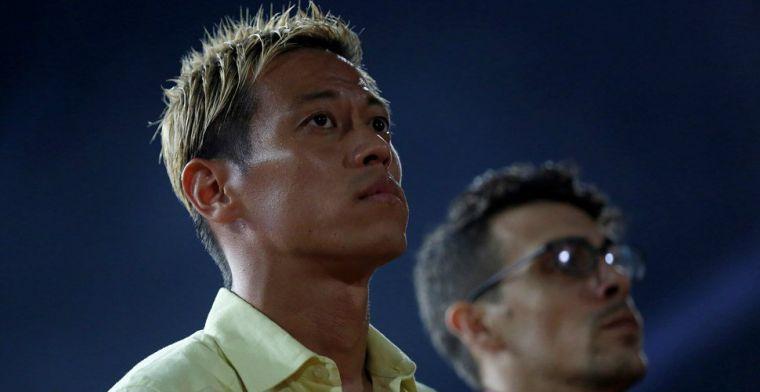 'Ook Foor valt weg bij Vitesse, Slutsky hoopt op 'vrijblijvende' Honda als speler'