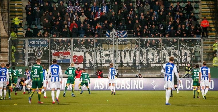 Heerenveen en ADO strijden met buitenlandse clubs om Litouws international