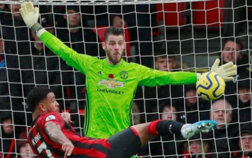 Afbeelding: Manchester United besluit blok van vier uitduels met koude douche in Bournemouth