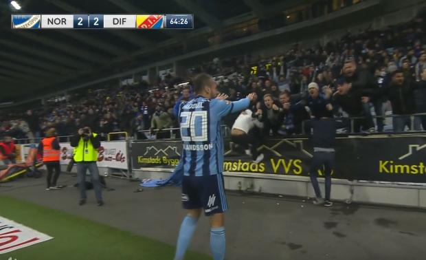 Djurgardens IF pakt de titel in Zweden, Kujovic (ex-Gent) met beslissende assist