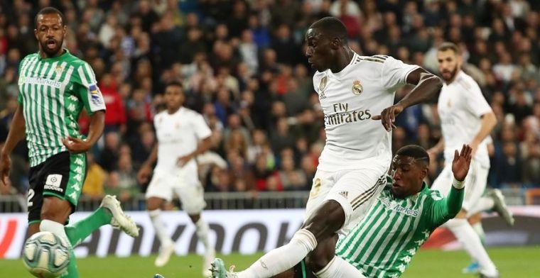 Real Madrid laat na om Barcelona te passeren en wordt uitgefloten in Bernabeu