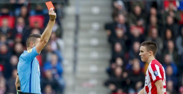 'Ik raakte licht depressief. Vaak verliet ik de trainingen van PSV teleurgesteld'